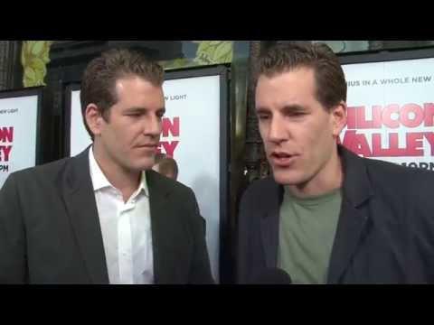 Silicon Valley: Cameron Winklevoss & Tyler Winklevoss Exclusive Premiere Interview