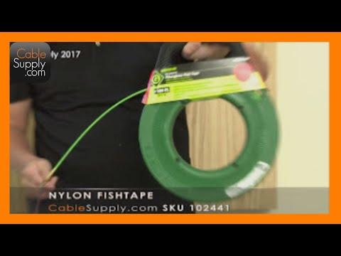 Product Description - Fishtapes