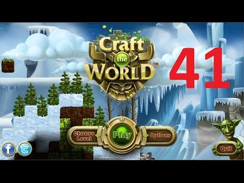 Craft the World - Snow World Gameplay - Part 41 - Defending My Territory Against Ingenious AI