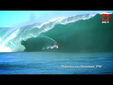 French Polynesia - Surfing at the End of the Road