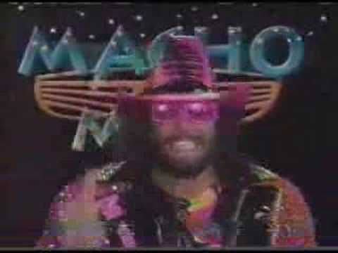 'Macho Man' Randy Savage - OOH YEAH! - YouTube
