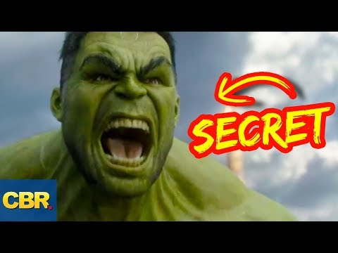 Thumbnail: 10 Hulk Secrets That Marvel Kept Hidden