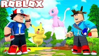 ROBLOX POKEMON SIMULATOR! *CAPTURE ALL 802 POKEMON*
