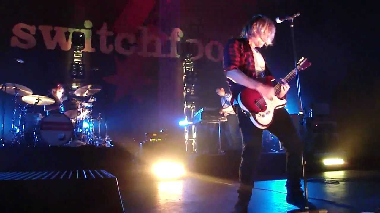 Switchfoot  The Original NEW SONG LIVE HD 052111