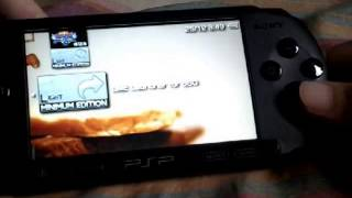 How to Put games into your PSP, (.ISO/.CSO/.PBP formats)