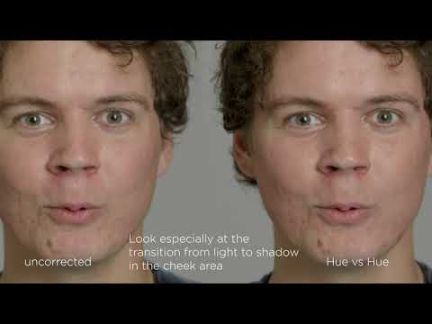 2 Easy ways to even out skin tone (color) in Davinci Resolve 15 (quick tutorial)