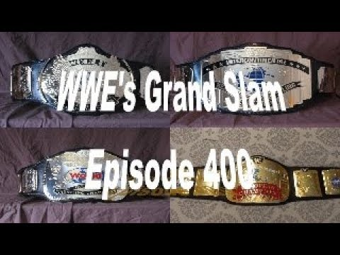 The History Of WWE's Grand Slam