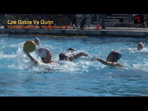 Los Gatos High School Varsity Girls Vs Gunn Sept 2016