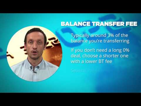 Your Money - What is a balance transfer?