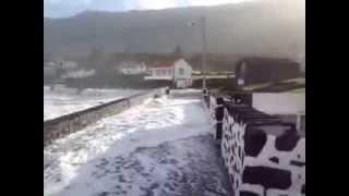 Mau Tempo Açores - 5/1/2014