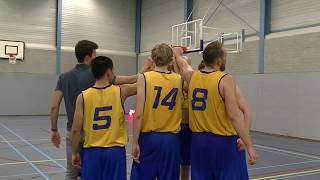 28 september 2019 SBU MSE2 vs Rivertrotters MSE2 73-70 4th period
