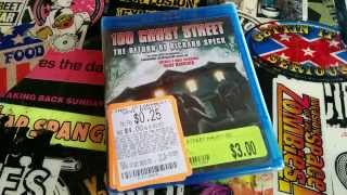 Unboxing - 100 Ghost Street