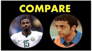 الصفات المقارنة