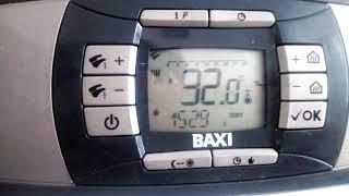 видео Газовый котел Baxi NUVOLA-3 Comfort 240 Fi
