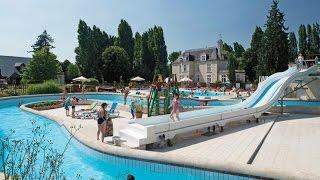 Camping Le Château des Marais - Chambord, Loire, Frankreich