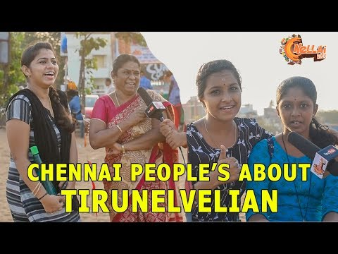 What Chennai Peoples Think About Tirunelvelian | Tamil Talk Show | Vaanga Pesalam #02 | Nellai360