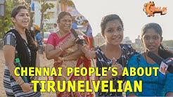 What Chennai Peoples Think About Tirunelvelian   Tamil Talk Show   Vaanga Pesalam #02   Nellai360