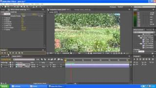 видео-урок по AE