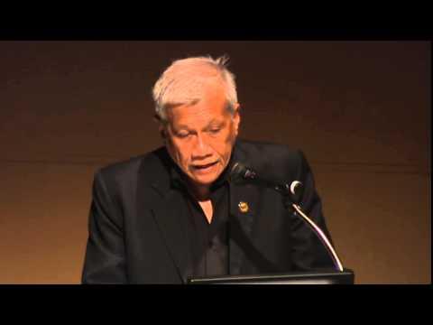 Walden BELLO, ISA World Congress of Sociology, 2014