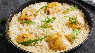 БЫСТРО  и Вкусно  !  Ленивая Сковородка Рецепт на скорую руку