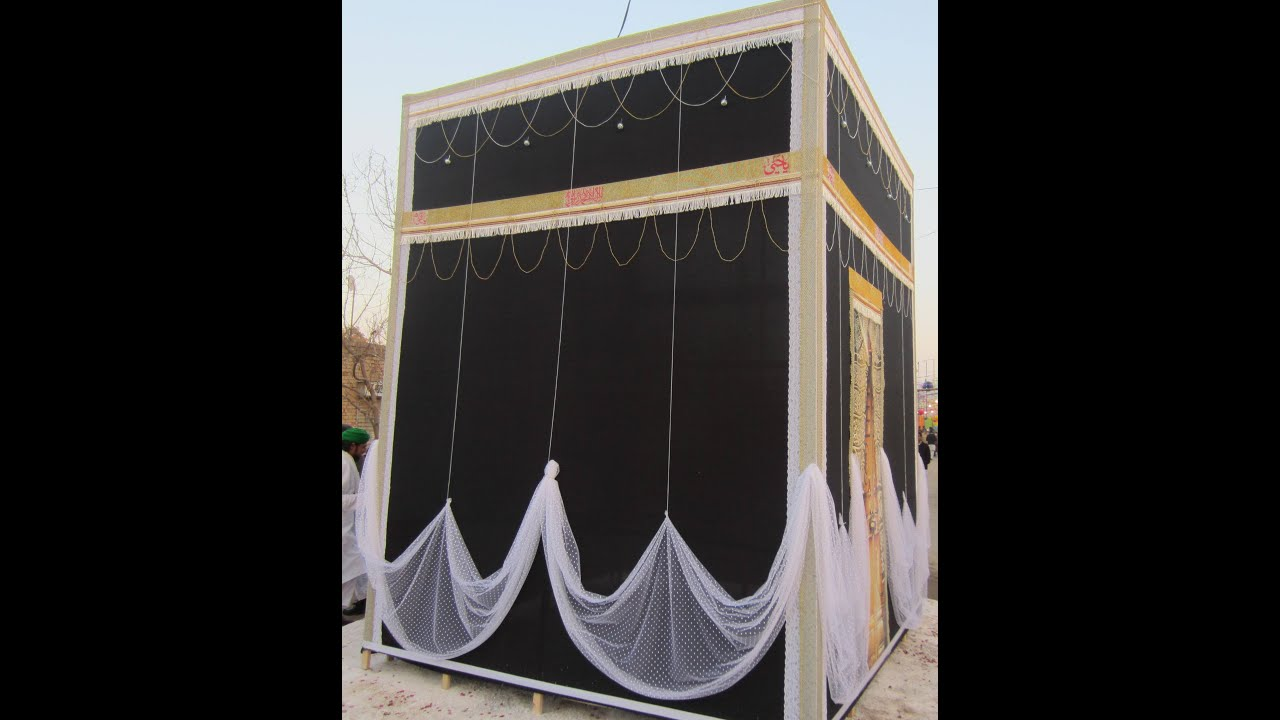 Model, Makkah Qibla Model