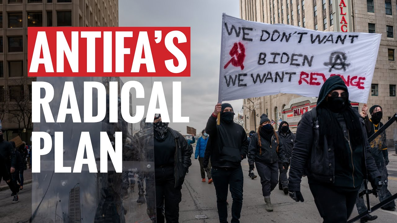Download Andy Ngo Lays Out 'Antifa's Radical Plan to Destroy Democracy'