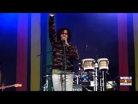 Dre Island - Live Forever @ Reggae Geel 2014 (BE) - August 1, 2014