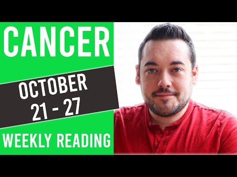 CANCER THEY DONT KNOW THEIR A$S🍑 FROM THEIR ELBOW! LOVE & FINANCE WEEKLY READING OCTOBER 21 - 27