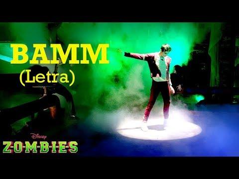 Bamm (de Z-O-M-B-I-E-S) letra español