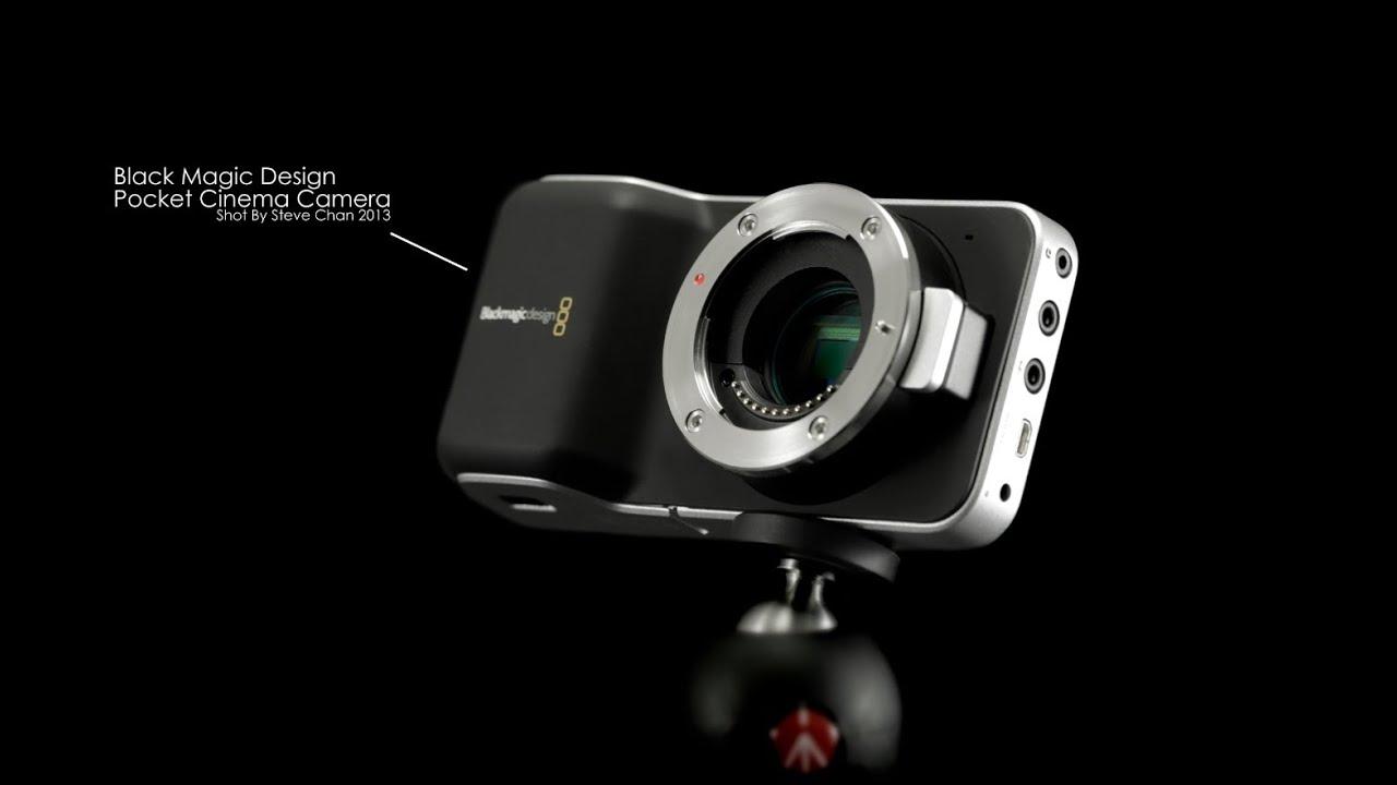 Black Magic Pocket Cinema Camera Video Test (BMPCC) - YouTube