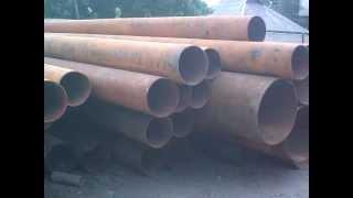 видео трубы бу стальные