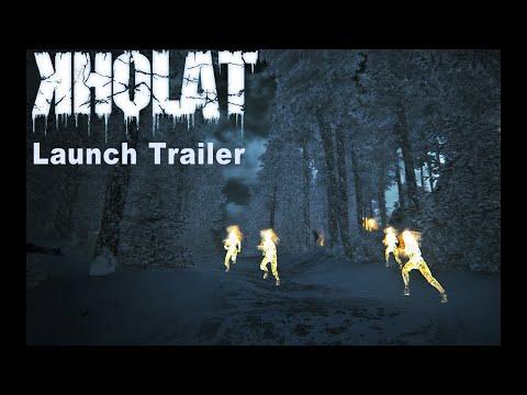 NEW Survival Horror Game!! KHOLAT  # INTRO |