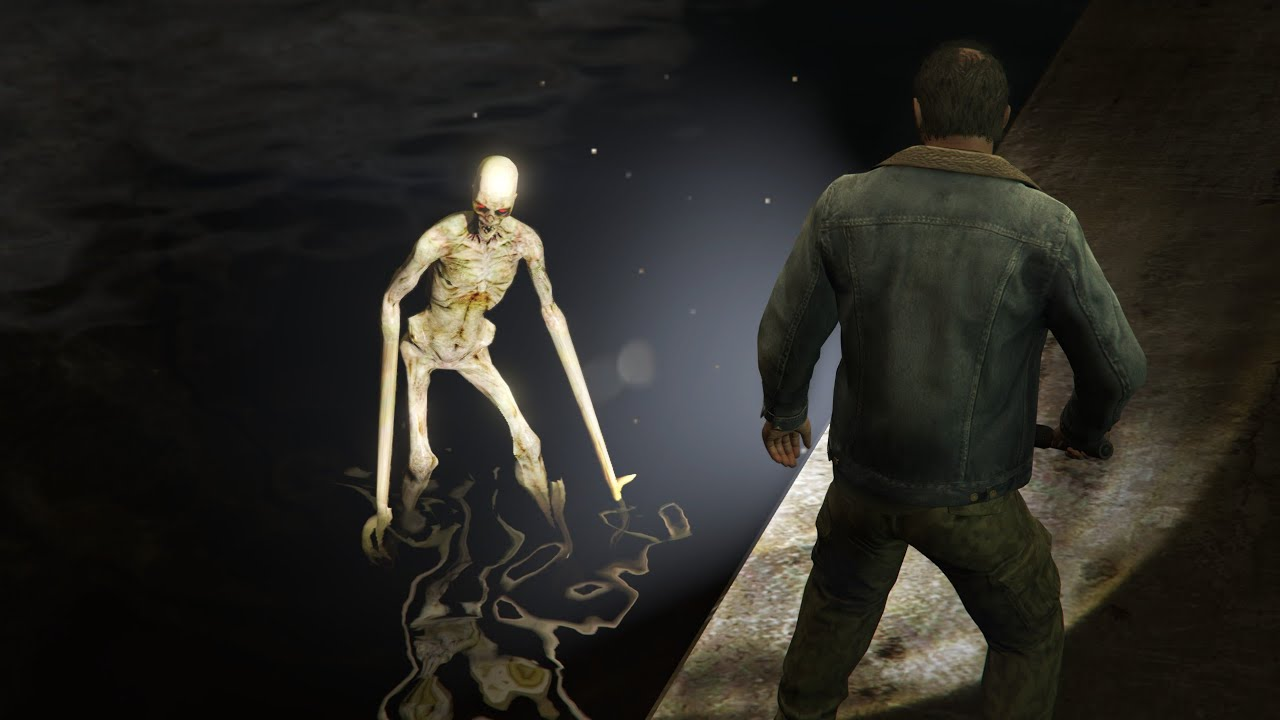 Download I Summoned The Sewer Monster in GTA 5! (Rare Easter Egg)