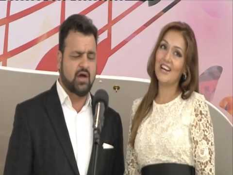 Ayzeynna & Samir Cəfərov - Baki