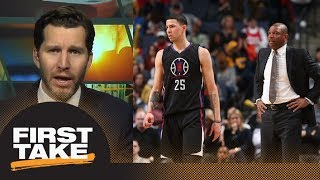 Will Cain on Austin Rivers as Doc's son: He's being held to an unfair standard | First Take | ESPN