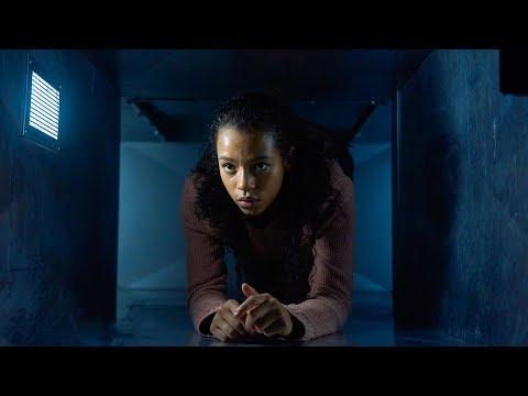 女生去玩密室逃脱游戏,可才第一关,她就已经后悔了!