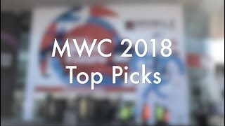 MWC 2018 Top Picks ft. GadgetstoUse, Gizmotimes, Techpp & Mr. Techy