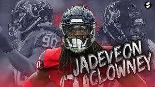 Jadeveon Clowney Highlights ||2017-2018|| Houston Texans ᴴᴰ
