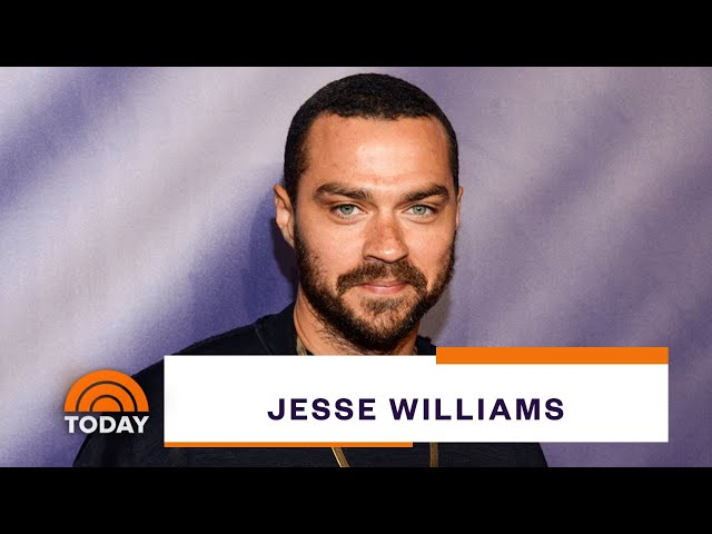 Jesse Williams Reflects On 10 Years With 'Grey's Anatomy'   TODAY
