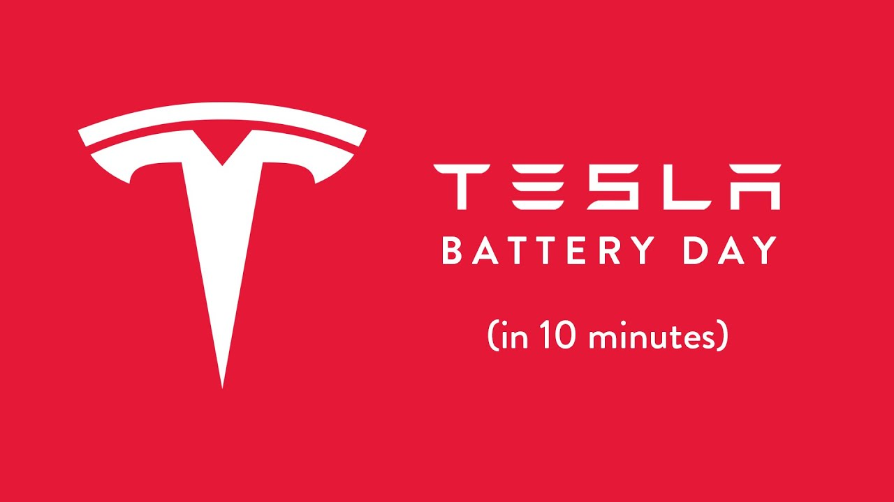 HUGE Announcements at Tesla Battery Day! (Highlights)