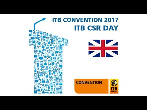 Opening Of The Convention ITB CSR Day 🇬🇧
