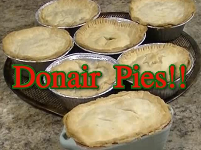 Donair Pies Youtube