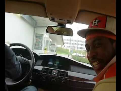 vlog #7 - At Mc Donalds with Dj Ma$$, Germany