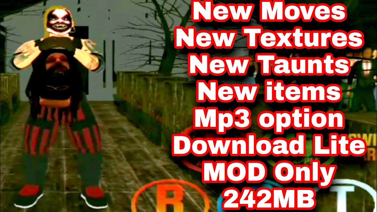 Download Wwe 2k20 Wr3d Lite Mod Download Only 242mb In Mp4 And 3gp Codedwap Now you can build blood maps with new graphics and effects. download wwe 2k20 wr3d lite mod