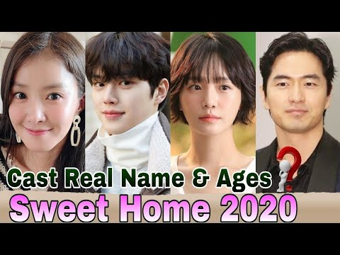 Main cast · lee sang yoon. Sweet Home 2020 South Korea Drama Cast Real Name Ages Song Kang Lee Jin Wook Lee Shi Young Youtube