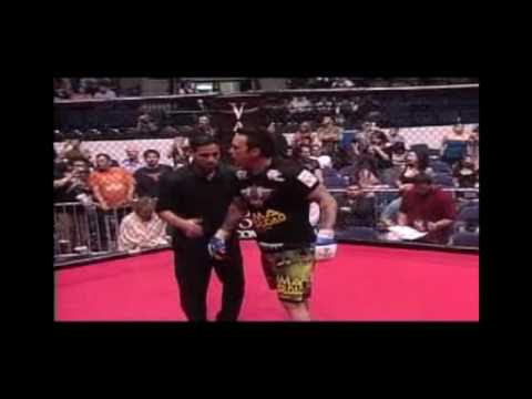 Jason David Frank -- Rage in the Cage -- From the State Farm Arena May 8 2010