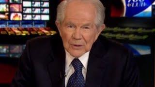 Pat Robertson Tells GOP To Give Up On Debt Ceiling, Shutdown