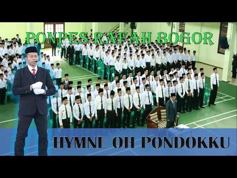 Hymne Oh Pondokku - Pondok Pesantren Rafah Lyrics #pondokpesantrenrafah
