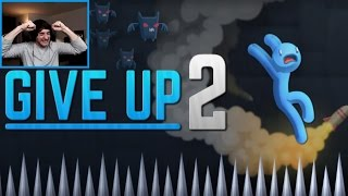 VUELVE EL ODIO! - Give Up 2 - [LuzuGames]