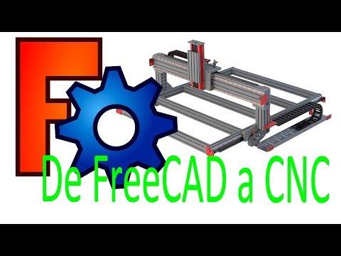 De FreeCAD a CNC